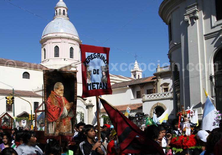 Dévotion religieuse, Salta
