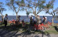 Visite de la Réserve naturelle de Buenos Aires à vélo