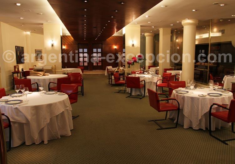 Restaurant La Bourgogne, Recoleta