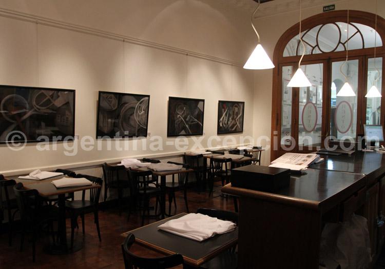 Restaurant Restó, Recoleta