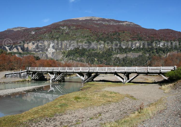 Río Manso, Pampa Linda