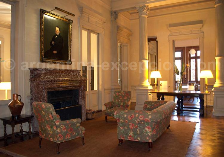 Salon de la Villa Ocampo