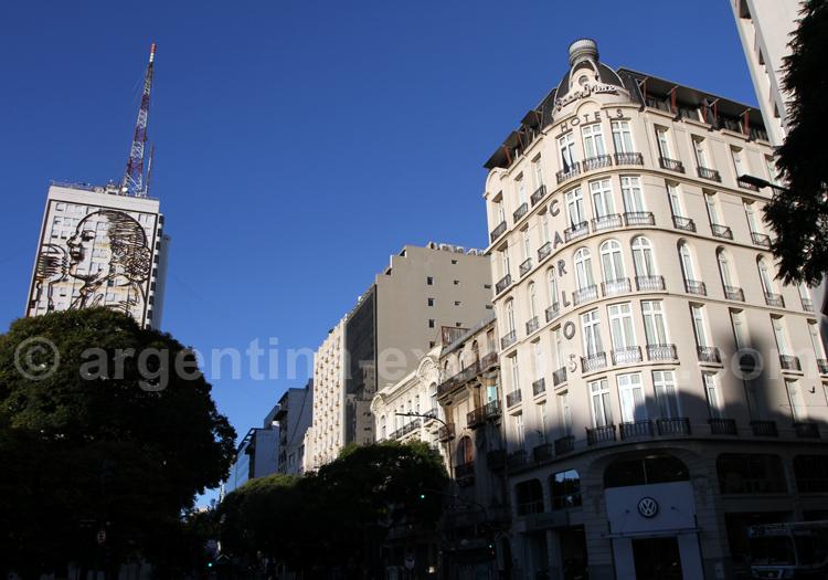 Visite architecturale du quartier de San Nicolás
