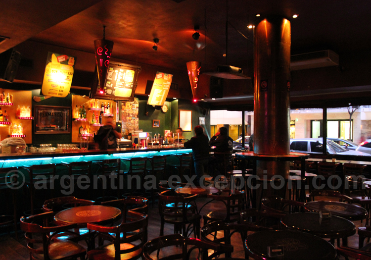 Bar Shamrock Basement, Recoleta