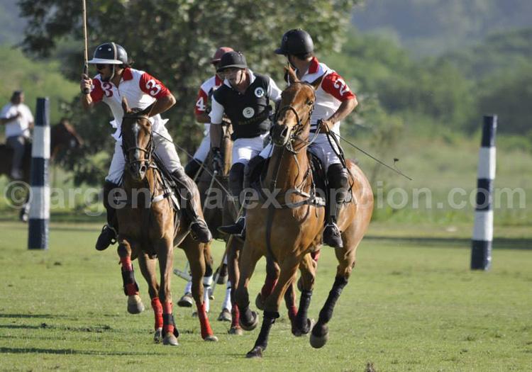 Match de polo, Estancia Sofía Polo
