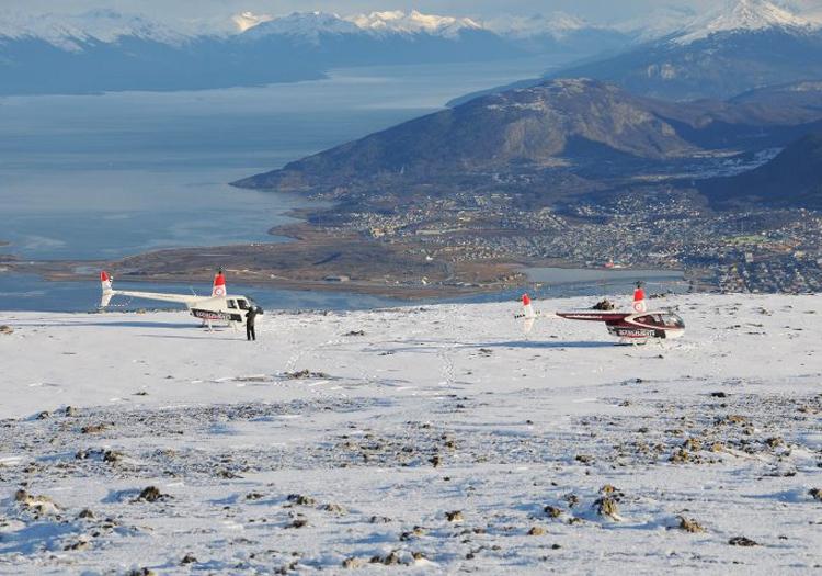 Sommet du cerro le Cloche, Ushuaïa