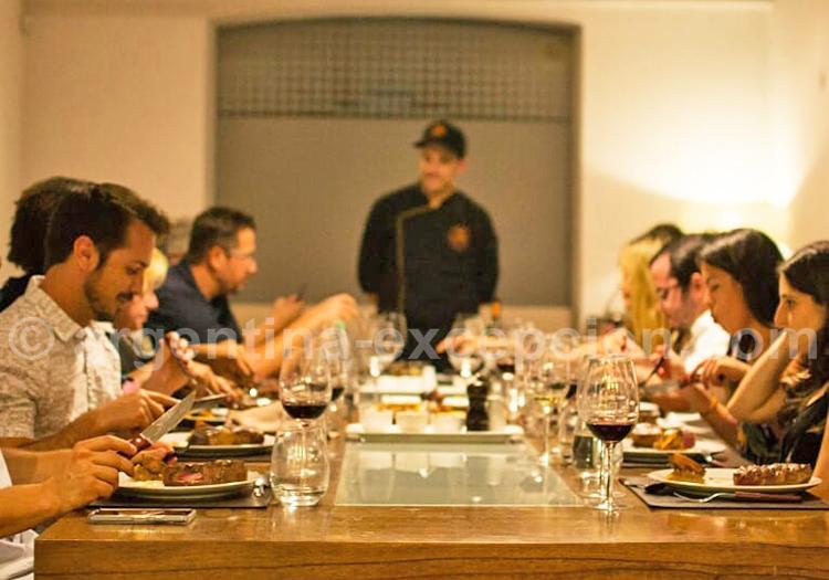 Restaurant Steaks by Luis, Palermo