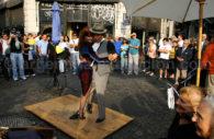 Street milonga in Buenos Aires