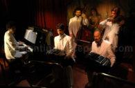 Estilos de música del tango