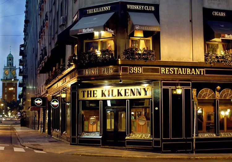 bar the kilkenny buenos aires