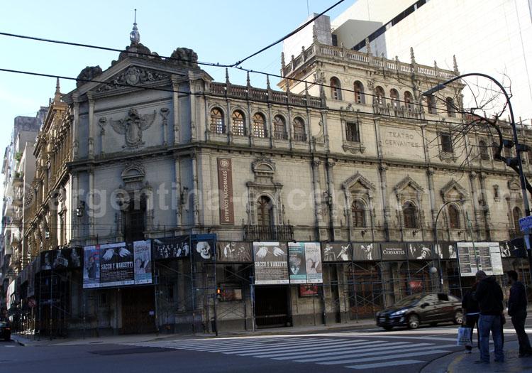 Théâtre Cervantes, Buenos Aires
