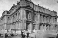 Théâtre Colón 1908 Crédits Wikimedia