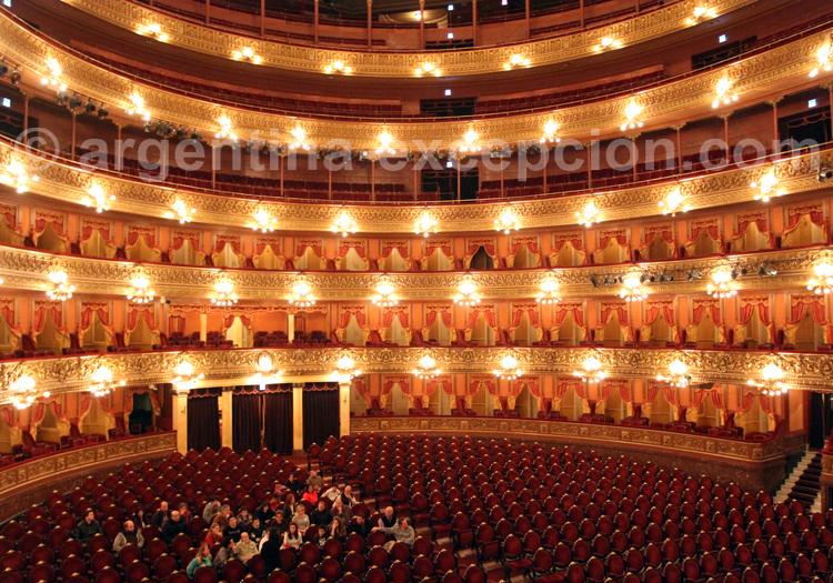 Théâtre Colón, Argentine