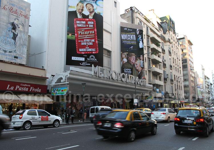 theatre le metropolitan city, buenos aires