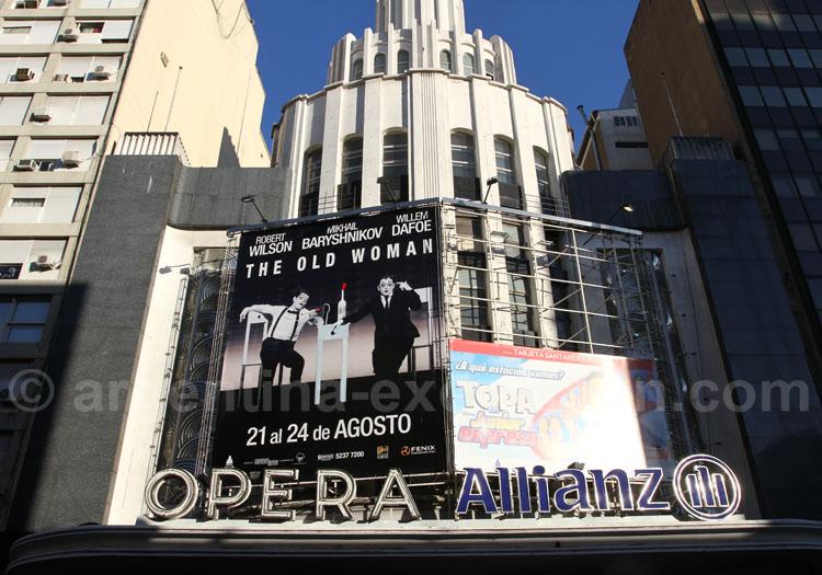 theatre opera allianz, buenos aires