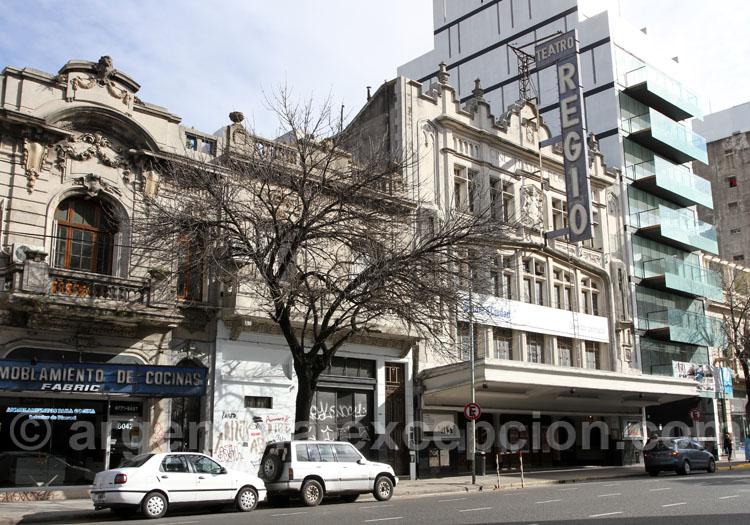 Théâtre Regio, Buenos Aires