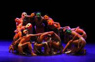 Théâtre San Martín, Kim Bock Hee Dance Company (Corea) Crédits Facebook
