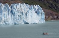 Glaciar Viedma, estancia Helsingfors