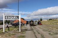 Viejo Expreso Patagónico, Esquel