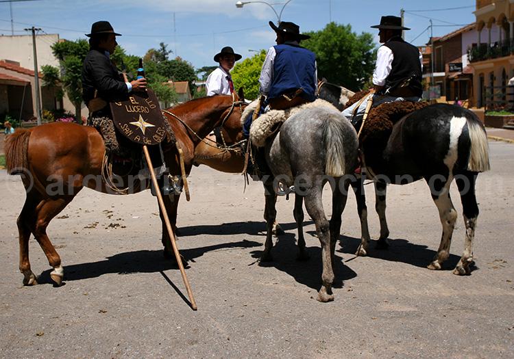 Visite de San Antonio de Areco et Luján