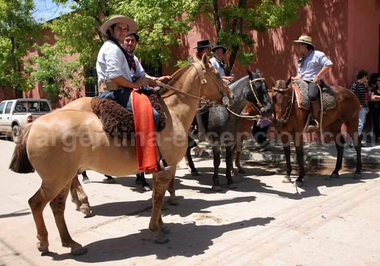 Visite de San Antonio de Areco, Province de Buenos Aires