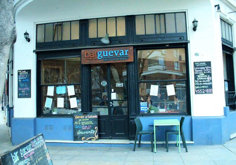Bar Guevar, Buenos Aires