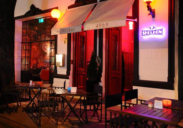 Bar Sheldon, Buenos Aires
