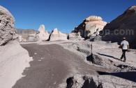 visite campo de Piedra Pomez