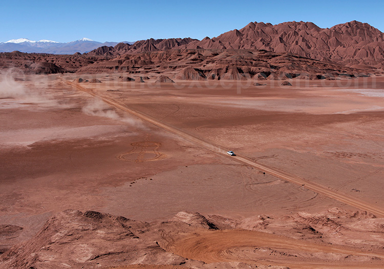 cordon sacre macom desert labyrinthe