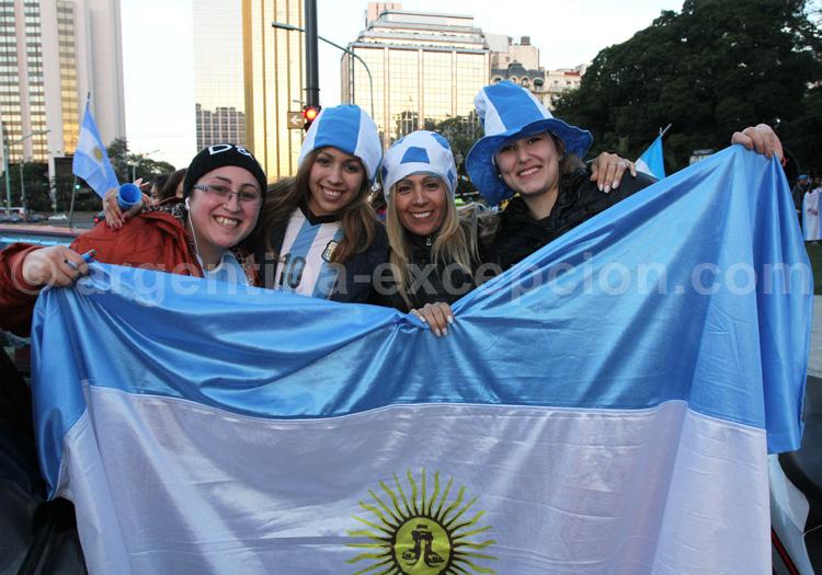 femmes foot argentine
