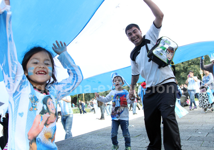 mondial football argentine 2014