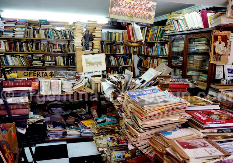Librairie El Rufian Melancolico, San Telmo