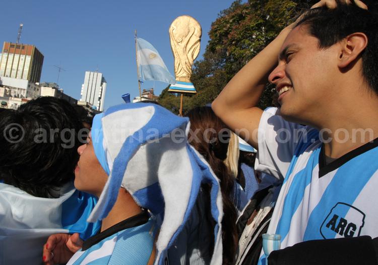 fanatisme argentine foot