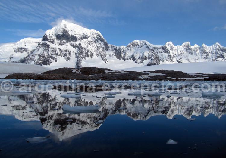 Cap vers la péninsule antarctique - Crédit Erwin Vermeulen