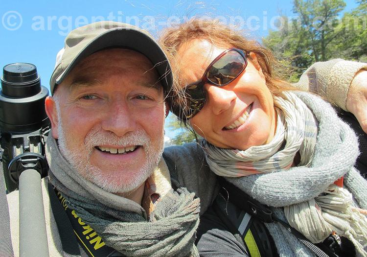 Esther et Claude