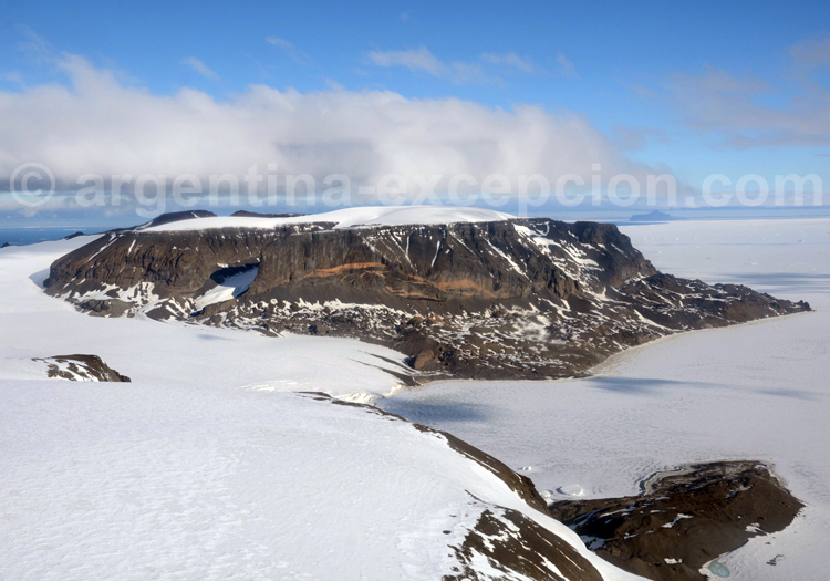Ile Snow Hill - Crédit James Cresswell
