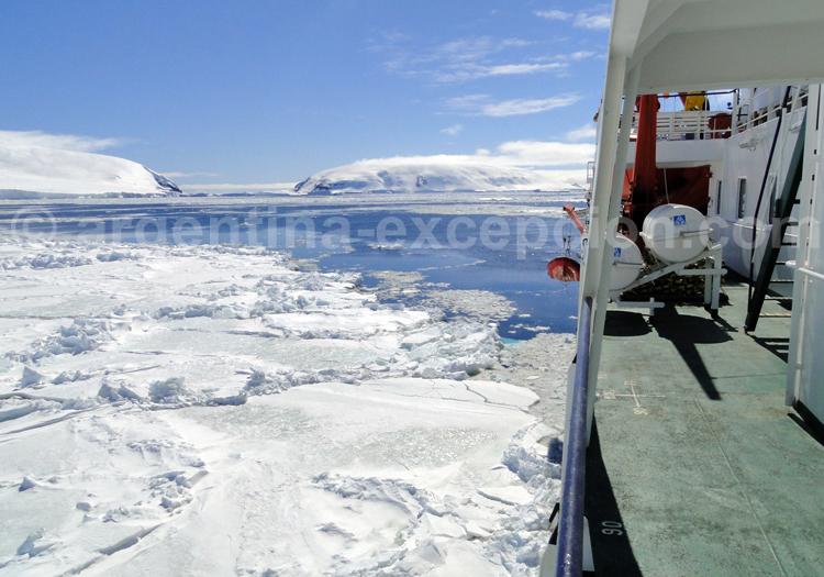 Navigation en mer - Crédit Hans Murre