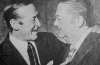 Roberto Goyeneche et AníbalTroilo