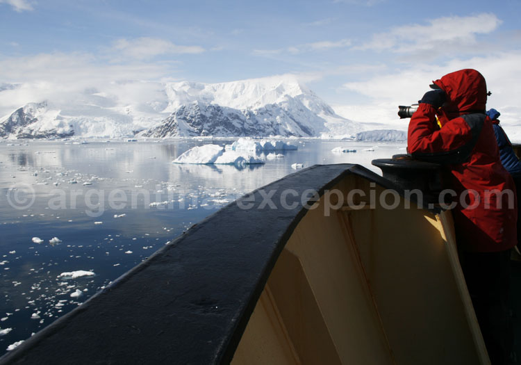 Croisière Aantarctique - Crédit Mc Eown