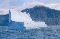 Iceberg, Antarctique © Alex Benwell