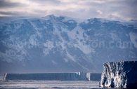 mer de ross antarctique