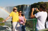 Voyage de noces - Chutes d'Iguazú, côté brésilien