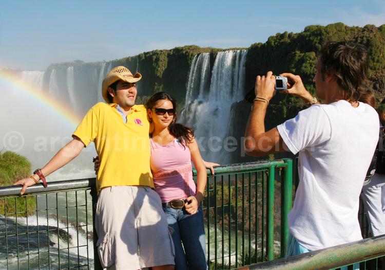 Lune de miel à Iguaçu