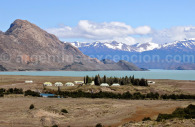 Estancia Cristina, Patagonia