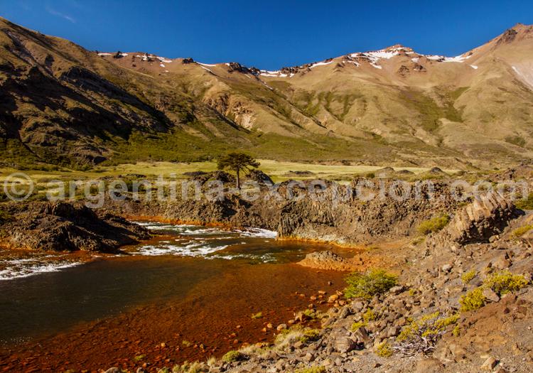 Neuquen, Patagonie, Argentina