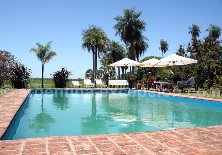 Piscine, Estancia Buena Vista