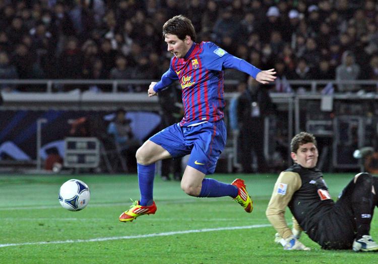 Lionel Messi dit