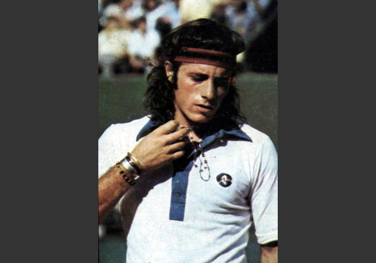 Guillermo Vilas, la légende du tennis - CC Wikipedia