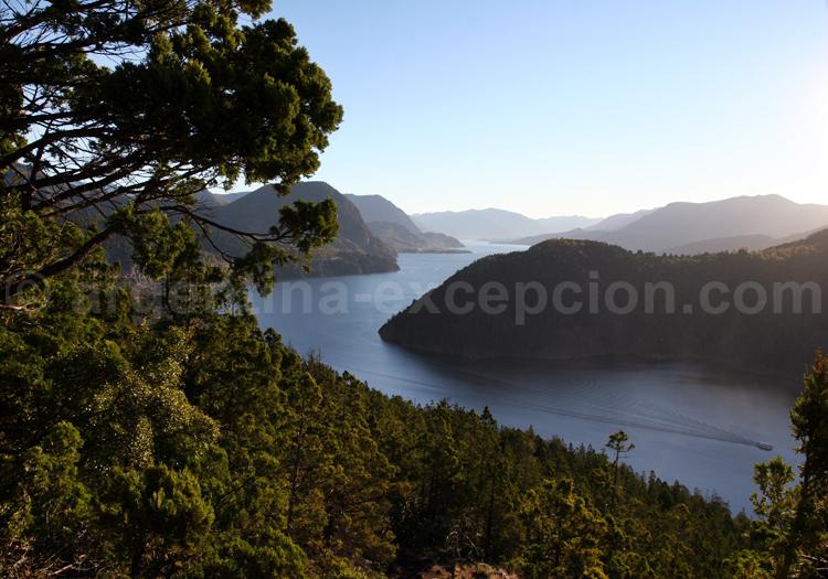 San Martin de los Andes, Patagonie