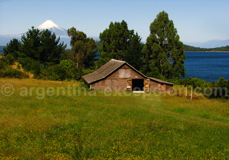 Volcan Osorno, Patagonie des lacs